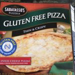 Product Review: Sabatasso's Gluten Free Pizza