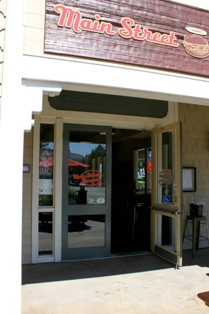 Review Main Street Burgers In Los Gatos Fearless Dining