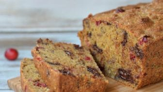 cranberry bread txt