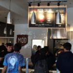 MOD Pizza And Their Gluten Free Pizza Crust