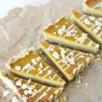 Gluten Free Maple Ginger Butternut Squash Tart