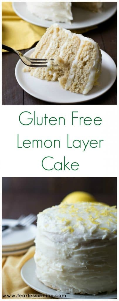 ... cake lemon layer cake gluten free lemon poppyseed bread gluten