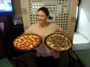 #Pennini's #gf #pizza #glutenfree
