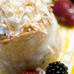 Homemade Gluten Free Coconut Tres Leches Cake Recipe