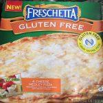 It's Back! Re-named Freschetta Gluten Free Pizza!