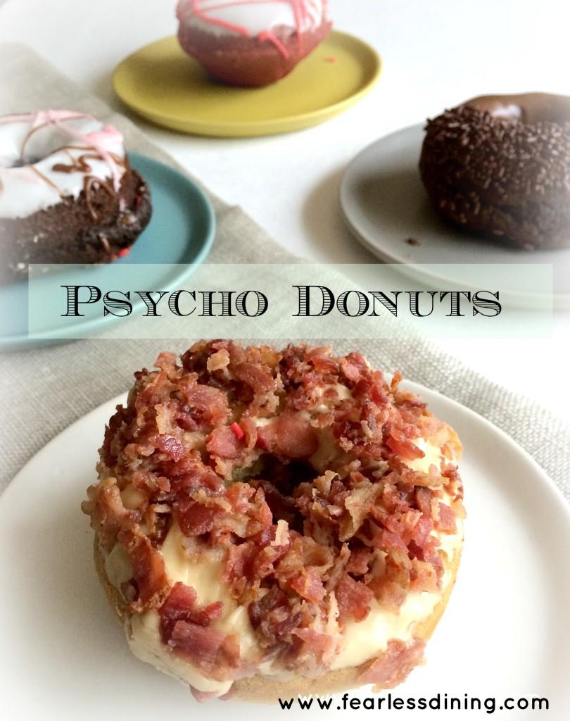 #glutenfree #psychodonuts