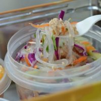 Easy Asian Tuna Vermicelli Noodle Salad