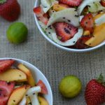 Strawberry, Nectarine, and Fennel Salad image