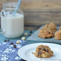 Gluten Free Chocolate Macadamia Nut Cookie Recipe