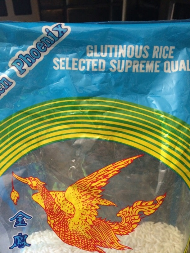 glutinous rice bag