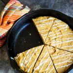 Giant Skillet Gluten Free Pumpkin Cookie