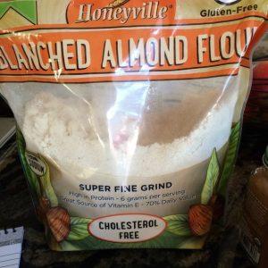 Honeyville almond flour image