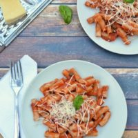 Quick and Easy Marinara Sauce and How to Cook Gluten Free Pasta