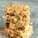 Grab n Go Gluten Free Oatmeal Breakfast Bars