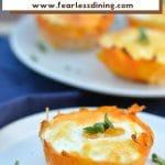 butternut squash egg baskets photo for pinterest