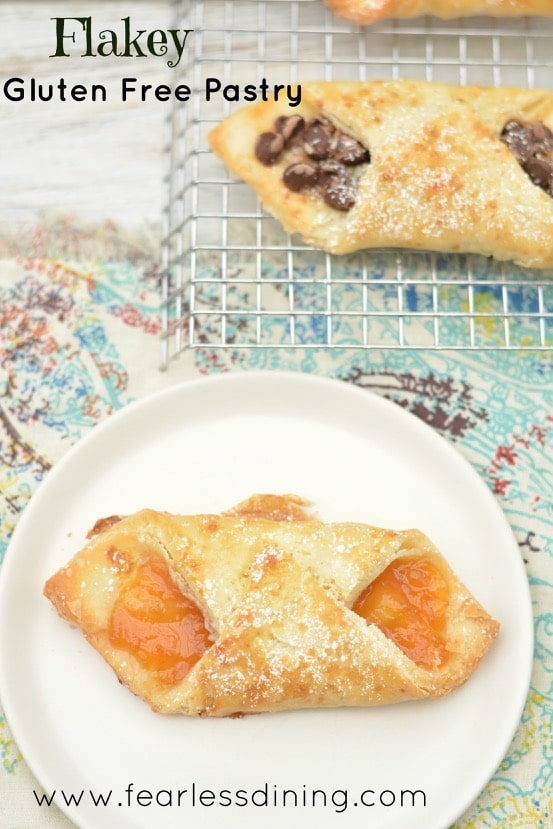 Flakey Gluten Free Pastry    http://www.fearlessdining.com