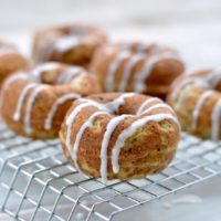 Kid-Favorite Healthy Gluten Free Breakfast Donuts