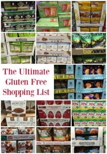 Ultimate Gluten Free Costco Shopping Guide | Printable