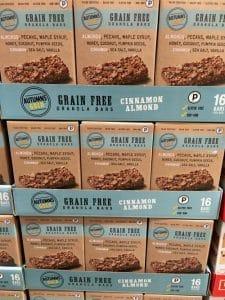 grain free granola at Costco