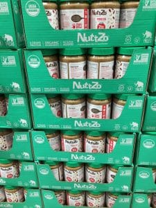 nuttzo nut and seed butter at costco