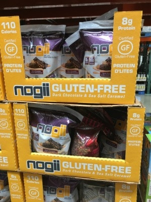 Nogii Gluten Free Bars