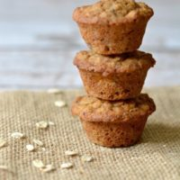 Easy Gluten Free Banana Muffin Recipe
