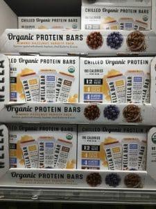 Ella organic protein bars