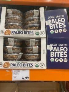 Paleo bites at Costco