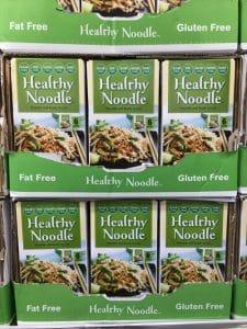 Healthy noodle zero carb
