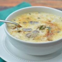 Easy Homemade Oyster Chowder