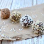 Super Duper Peanut Butter Chocolate Truffles image