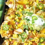 The Ultimate Grilled BBQ Chicken Nachos