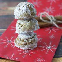 Gluten Free Pfeffernusse Cookies