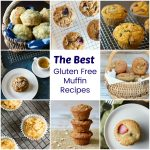 The Best Quick and Easy Gluten Free Muffin Recipes