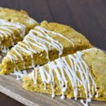 Gluten Free Sweet Potato Scones