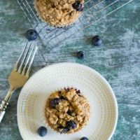 Pick Your Fruit Gluten Free Oatmeal Muffins