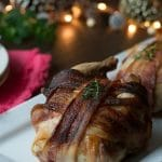 Bacon Wrapped Maple Cornish Game Hens