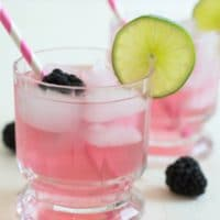 Fruity Luma Soda Cocktails