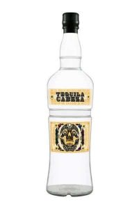 A picture of a bottle of tequila cabeza