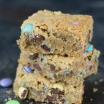 Moist Gluten Free Peanut Butter Cookie Bars
