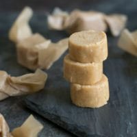 Old Fashioned Peanut Butter Candy