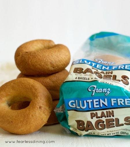Franz Gluten Free Bagels