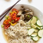 How to Make Gluten Free Ramen Soup