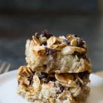 Quick and Easy Gluten Free Caramel Magic Bars