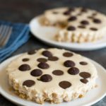Gluten Free Peanut Butter Pie with Peanut Butter Cracker Crust