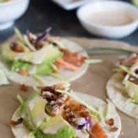 Grilled Pork Street Tacos