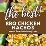 barbecue nachos pinterest collage