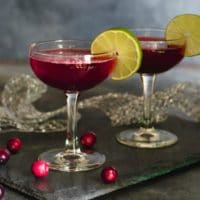 Cranberry Rum Cocktail Recipe