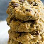 Gluten Free Oatmeal Raisin Cookies - Fearless Dining