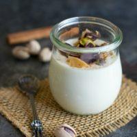 Eggnog Panna Cotta Recipe